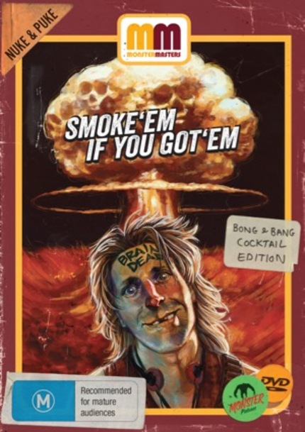 Monster Masters Launches With Post-Apocalyptic Classic SMOKE 'EM IF YOU GOT 'EM