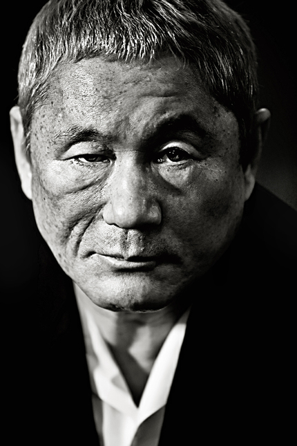 Kitano Joins Live Action GHOST IN THE SHELL