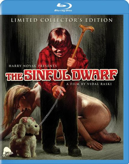 Now On Blu-Ray: THE SINFUL DWARF Is Even Sleazier In 1080P