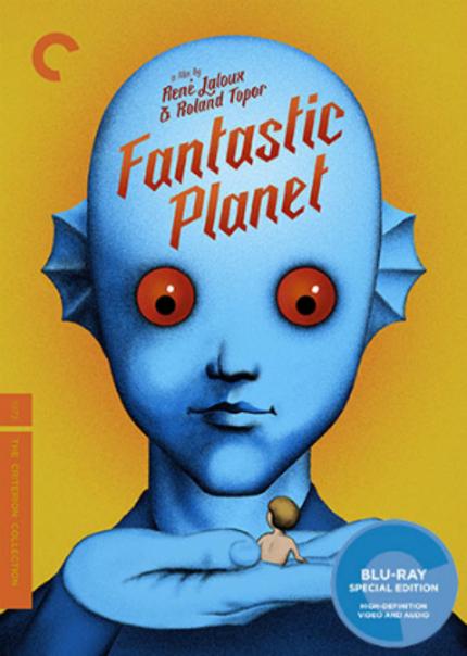 Criterion in June: FANTASTIC PLANET, DR. STRANGELOVE, And More