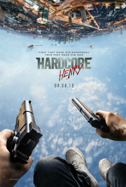 New HARDCORE HENRY Trailer Kicks Out The Jams