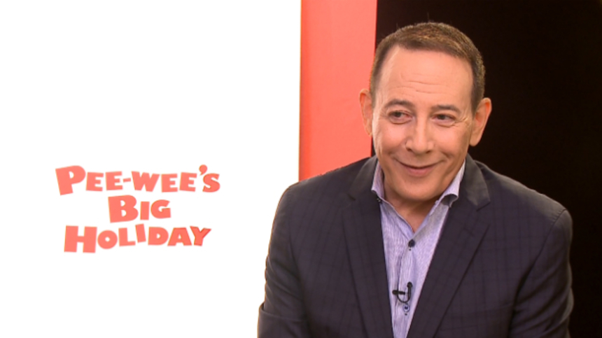 SXSW 2016: PEE WEE'S BIG HOLIDAY Interviews With Paul Reubens, Paul Rust, Alia Shawkat, And Jessica Pohly