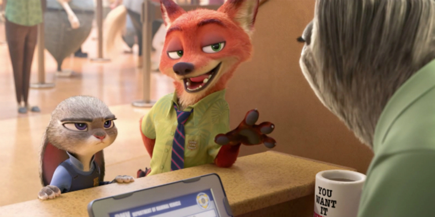 Review: ZOOTOPIA, An Arresting Buddy Comedy
