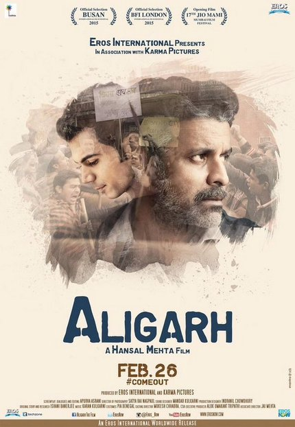 Indian Film Fest LA 2016 Review: ALIGARH, A Human Tragedy