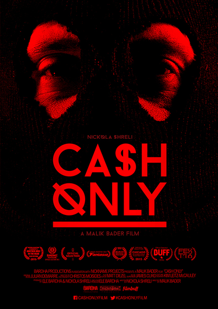 CASH ONLY: Watch This Exclusive Clip From Detroit Based Crime Thriller