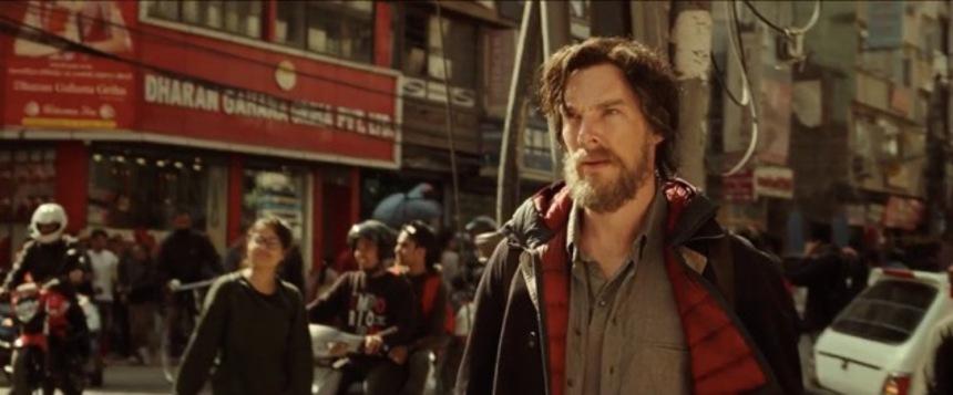 Cumberbatch Awakens In First DOCTOR STRANGE Teaser