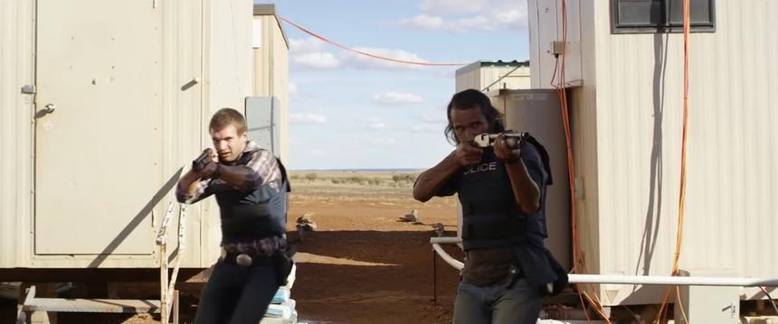 Moody, Atmospheric Trailer For Ivan Sen's Outback Crime Thriller GOLDSTONE