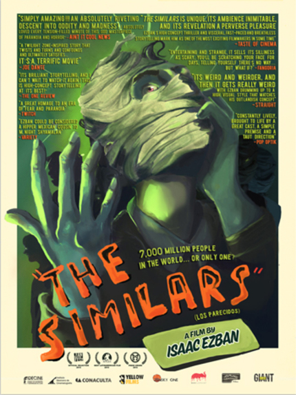 XLrator Media Picks Up Isaac Ezban's THE SIMILARS For U.S.