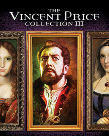 Diary Of Mad Men: THE VINCENT PRICE COLLECTION VOLUME 3