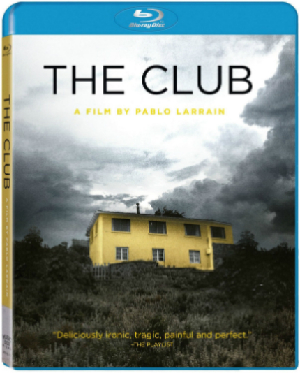 Now On Blu-ray: Pablo Larraín's THE CLUB, Stomach-Churning Drama By The Sea