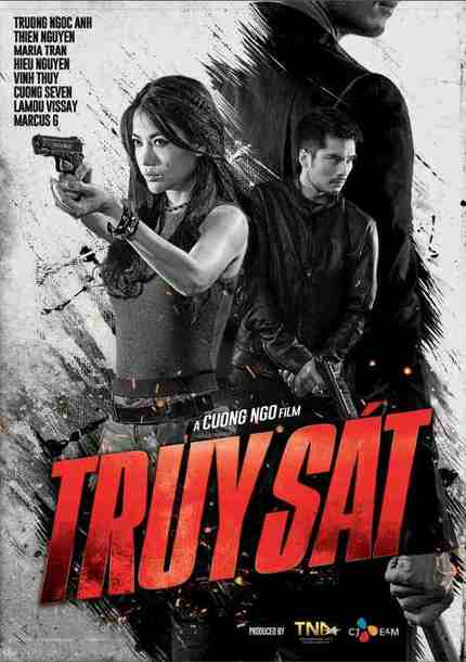 Bullets Fly In The Trailer For Vietnamese Action Flick TRACER (TRUY SAT)