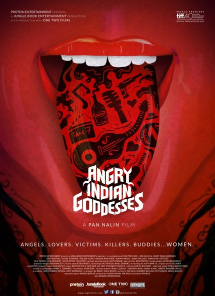 Indian Film Fest LA 2016 Review: ANGRY INDIAN GODDESSES, India's Women Are Docile No More