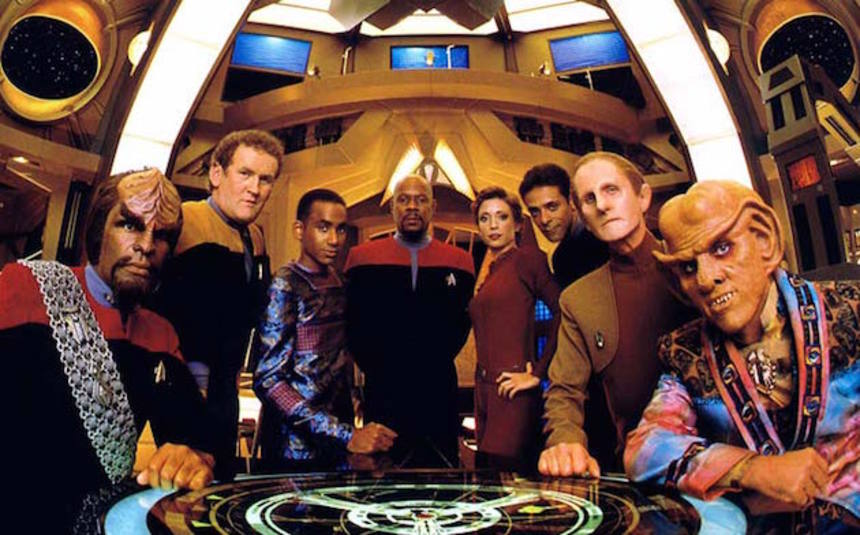 Destroy All Monsters: DEEP SPACE NINE And The Challenge Of Community