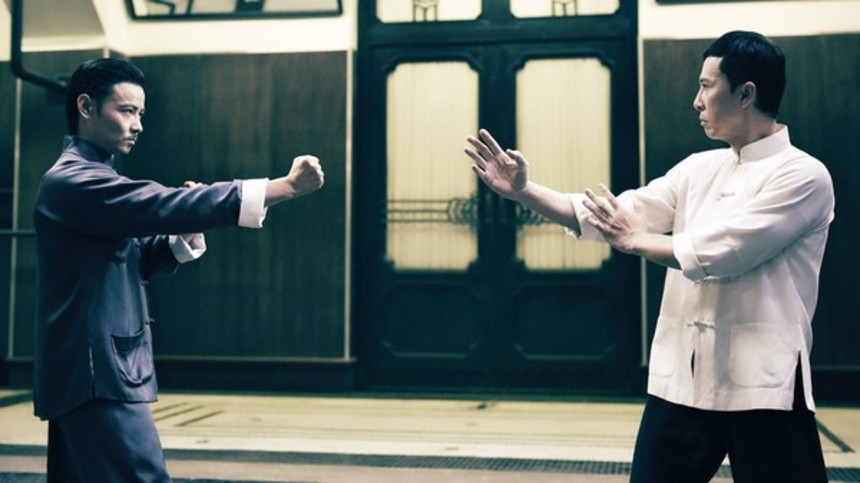 Hey Australia! Win THE IP MAN Trilogy On DVD!