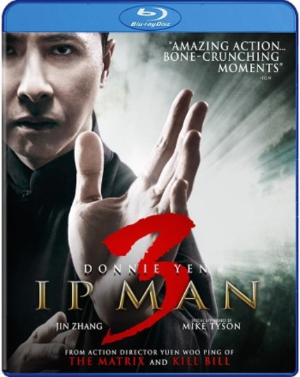Giveaway: Win IP MAN 3 And THE GREAT HYPNOTIST From ScreenAnarchy And Well Go USA
