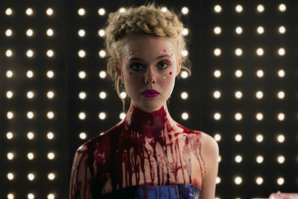 THE NEON DEMON First Trailer: Are You Kidding Me?