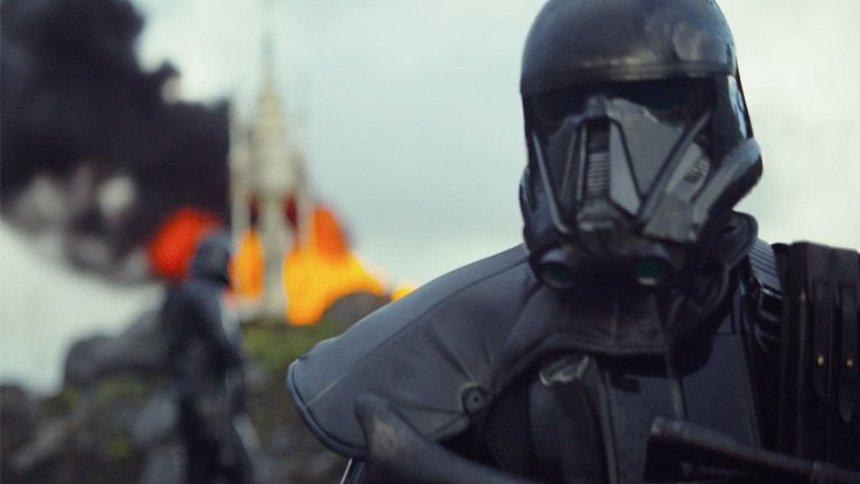 ROGUE ONE Trailer Arrives And Fully Delivers On Expectations