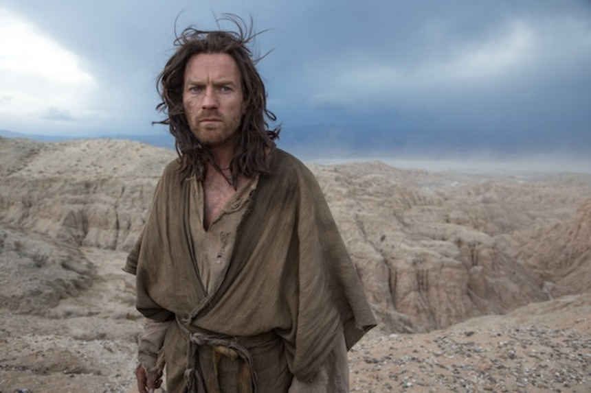 Review: LAST DAYS IN THE DESERT, A Wandering Christ Parable