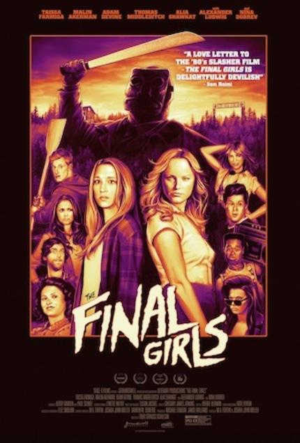 NYC Happenings: THE FINAL GIRLS Kill At Midnight!