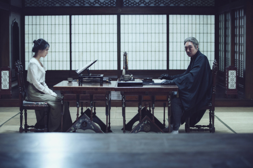 Hypnotic & Freaky International Trailer For Park Chan-wook's THE HANDMAIDEN