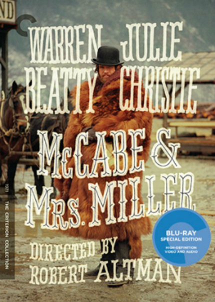 Criterion In August 2016: MCCABE & MRS. MILLER Leads A Strong Slate