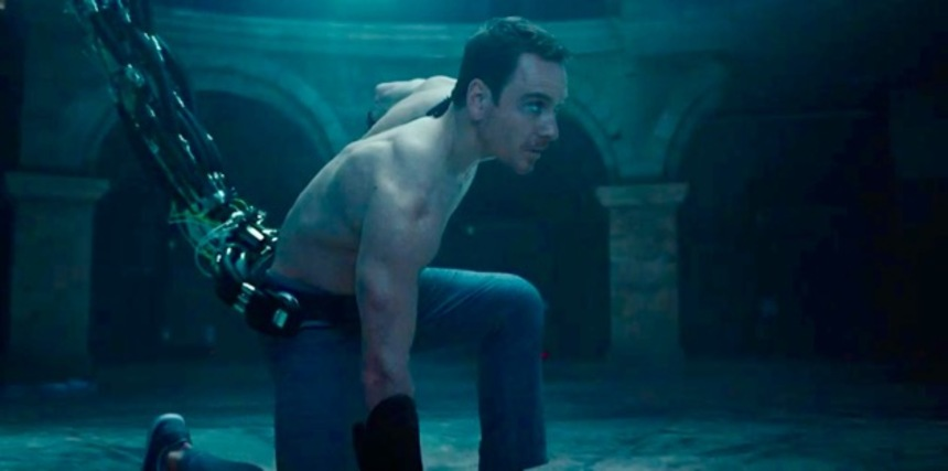 Nobody Expects The Spanish Inquisition! Not Least Michael Fassbender In The ASSASSIN'S CREED Trailer