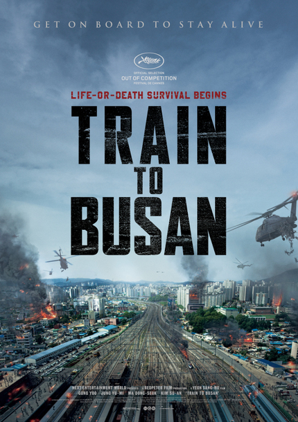 Mass Panic On The TRAIN TO BUSAN! Check Out The Teaser For The KING OF PIGS Director's Live Action Debut!
