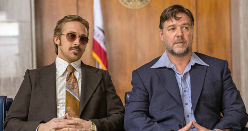 Cannes 2016 Review: THE NICE GUYS, A Trifle With Great Chemistry
