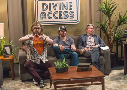 Exclusive DIVINE ACCESS Clip: Being Replaced Doesn't Feel Too Good