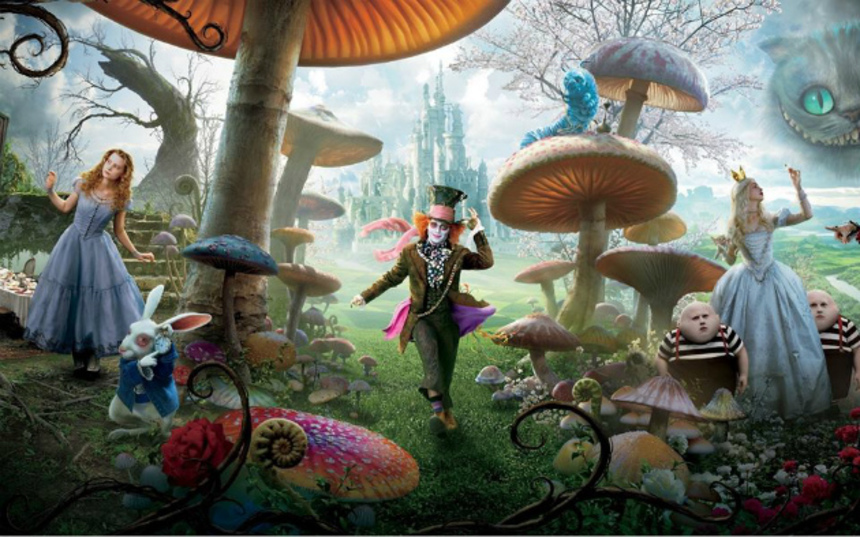 Review: ALICE THROUGH THE LOOKING GLASS, Curiouser And Curiouser