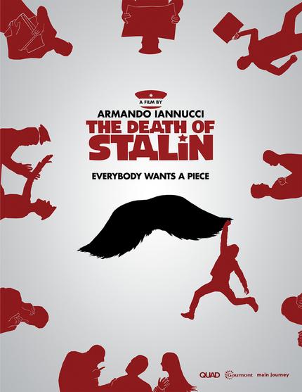 Buscemi, Tambor, Palin And More Join Armando Iannucci's THE DEATH OF STALIN
