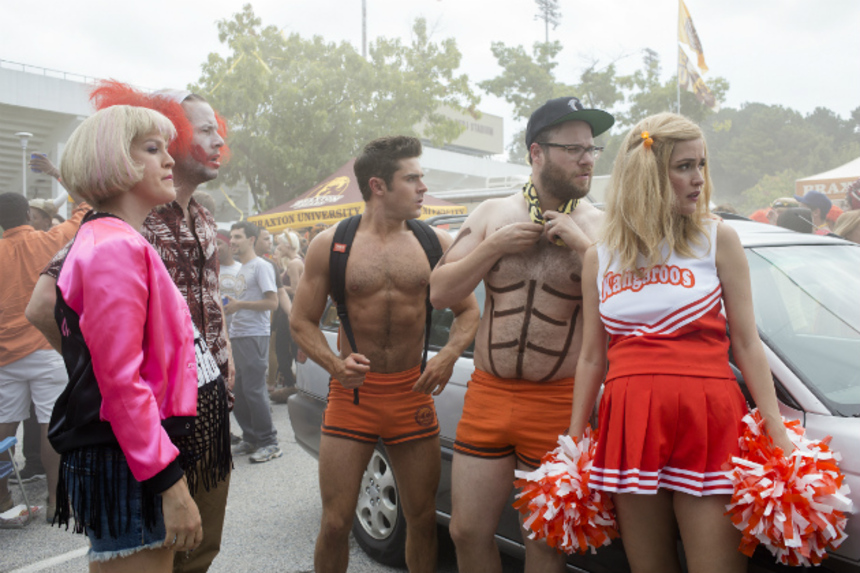 Review: NEIGHBORS 2: SORORITY RISING, A Message To Young Women