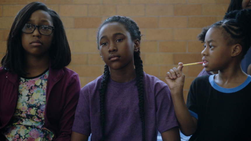 Review: THE FITS, New And Vital Moments Of Girlhood On The Cusp