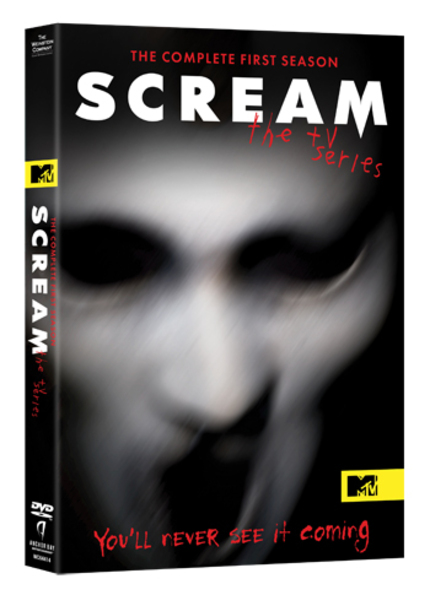 Win A Copy Of SCREAM Season One Signed By The Cast