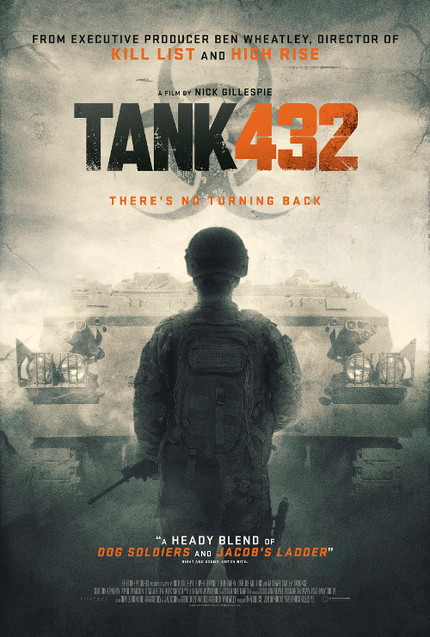 TANK 432: Check The Trailer And Poster For Wheatley Produced Thriller