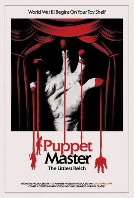 The PUPPET MASTER Will Return With New Film THE LITTLEST REICH