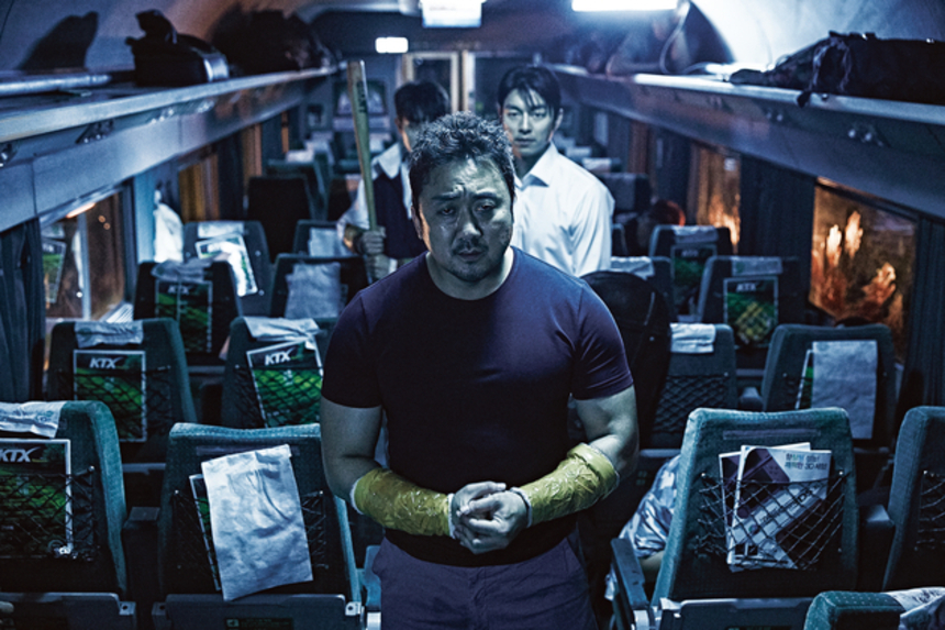 Cannes 2016 Review: TRAIN TO BUSAN, A Zombie Thrillride With Social Bite