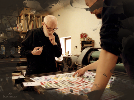 Crowdfund This: Jan Švankmajer's Farewell Feature