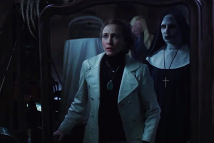 The Nun From THE CONJURING 2 Is Getting Her Own Movie!