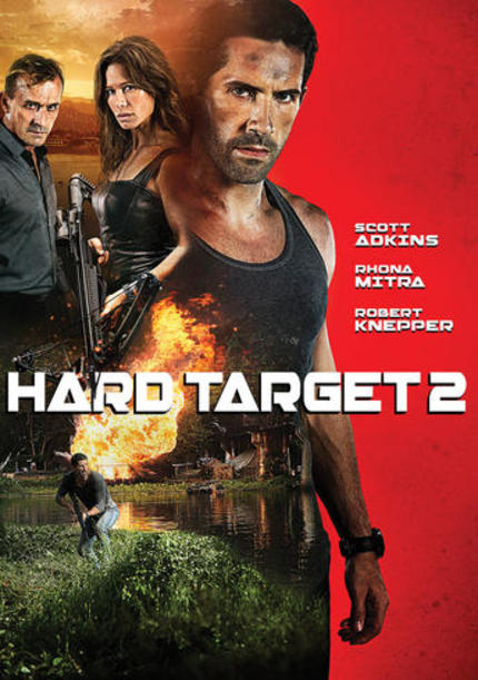 This Exists: HARD TARGET 2 Trailer, Starring Scott Adkins And Rhona Mitra