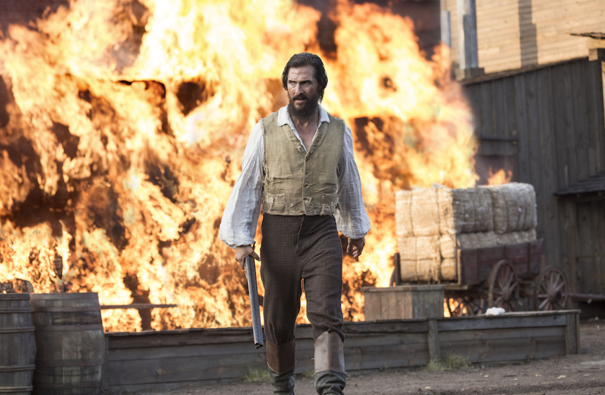 Review: FREE STATE OF JONES Mobilizes for Equality
