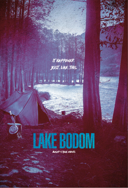 Super Slick Trailer For Finnish Slasher LAKE BODOM Arrives