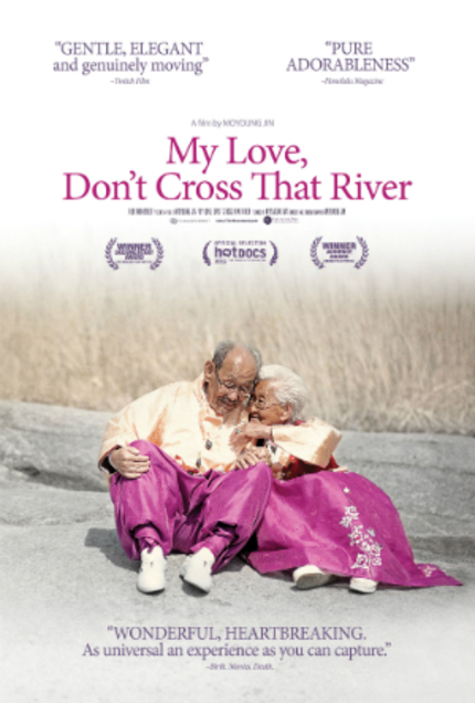 Review: MY LOVE, DON'T CROSS THAT RIVER, Gentle, Elegant And Genuinely Moving