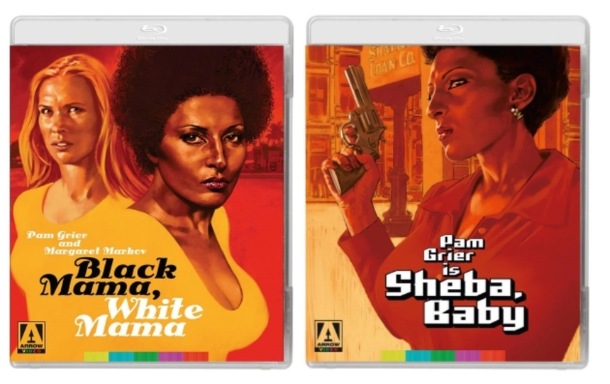 Win BLACK MAMA, WHITE MAMA And SHEBA, BABY On Blu-ray From Arrow Video And ScreenAnarchy