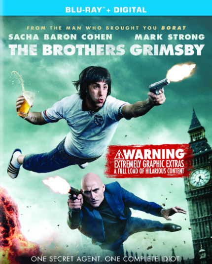 Exclusive: THE BROTHERS GRIMSBY Deleted Scene Goes Up In The Air