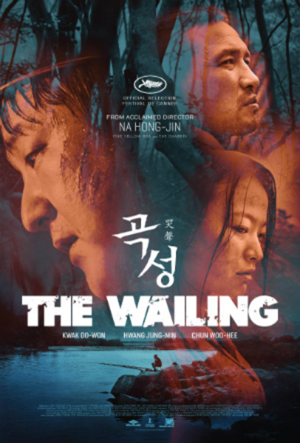 Opening: THE WAILING Cranks Up Tension To Unbearable Levels