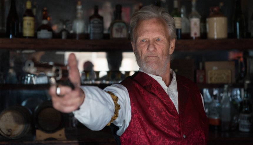 Interview: Kris Kristofferson On Playing The Old-timer In TRADED