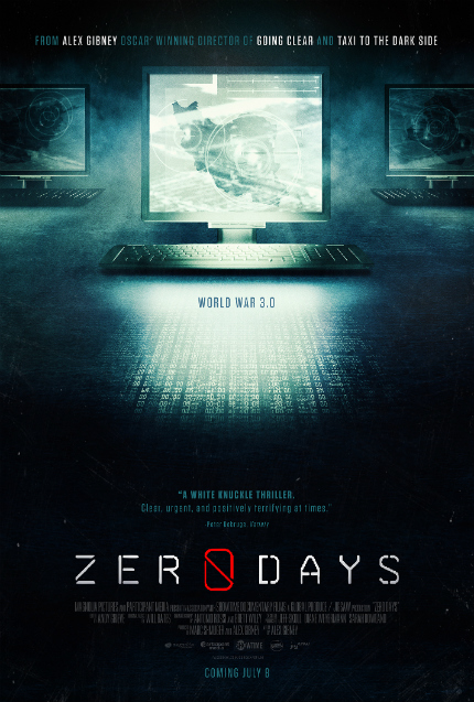 Review: In ZERO DAYS, Cyber-Espionage Runs Amuck