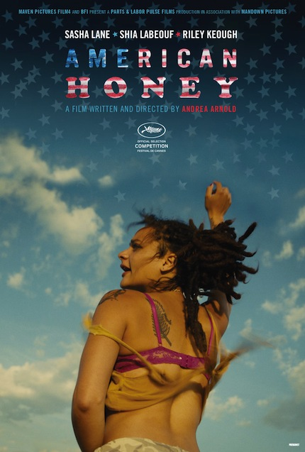 Go Way Out West in the Trailer for Andrea Arnold's AMERICAN HONEY