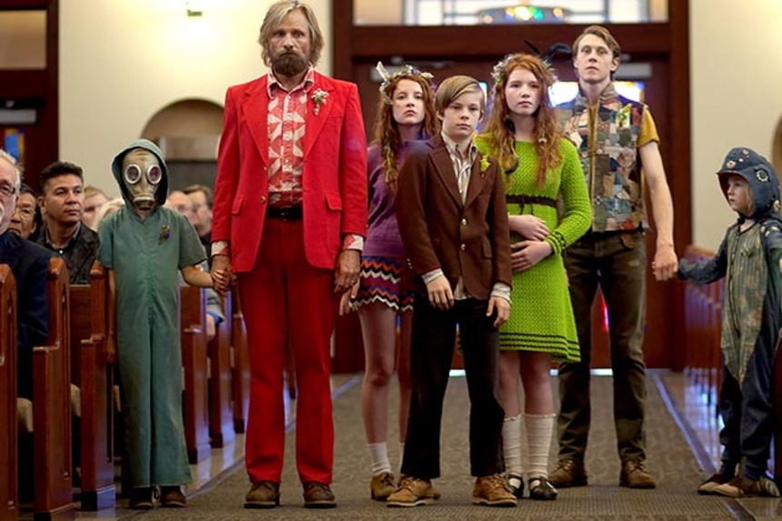 Seattle 2016: CAPTAIN FANTASTIC Takes Home Top  Prize, GLEASON & GIRL ASLEEP Also Honored